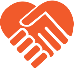 Helping Hands Heart