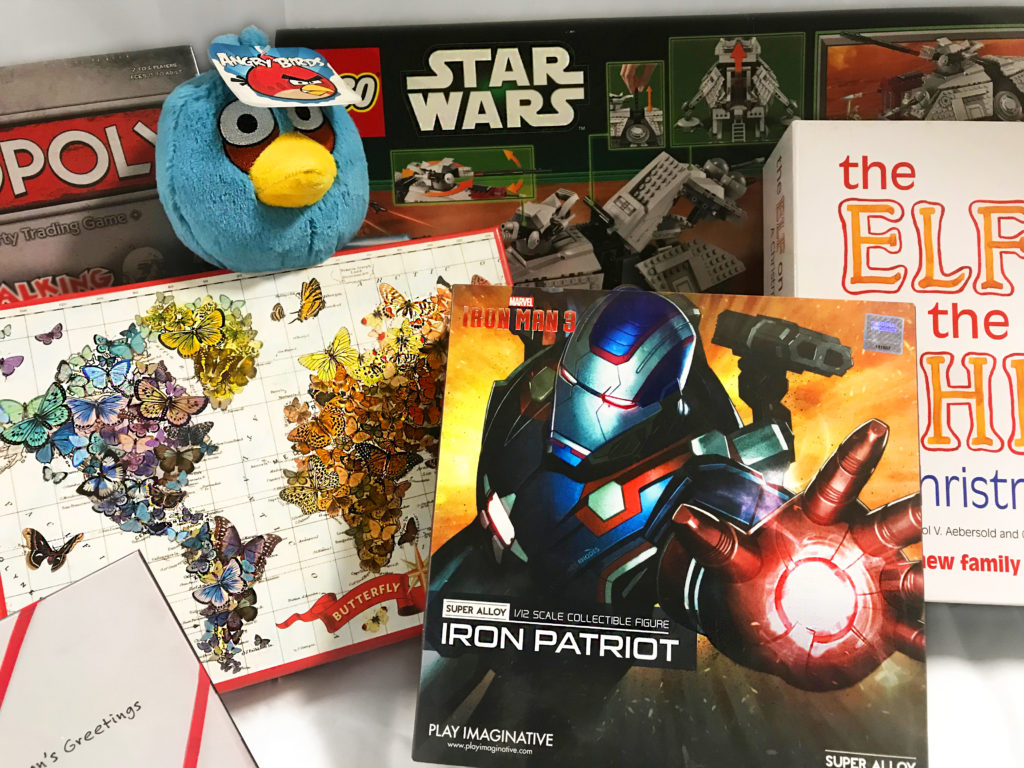 Toys, puzzles, and games